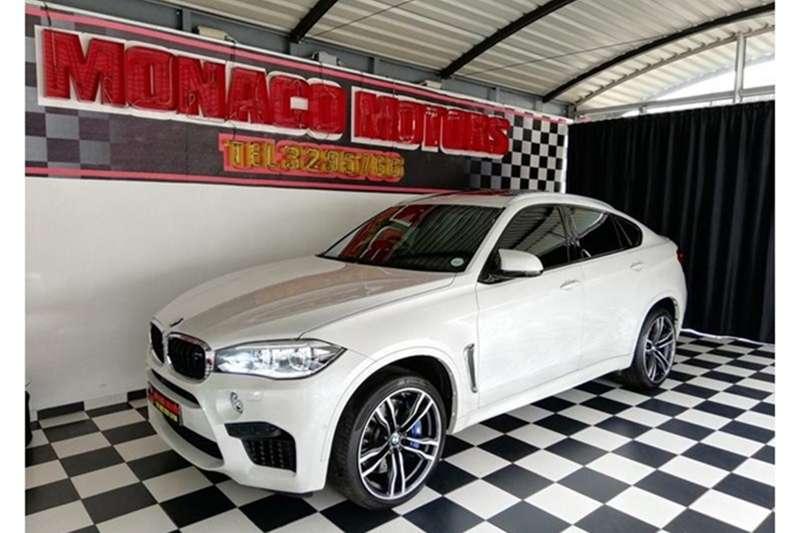 2015 BMW X6-M