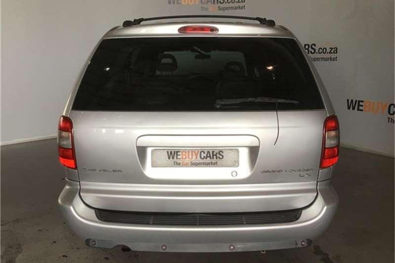 2006 Chrysler Grand Voyager