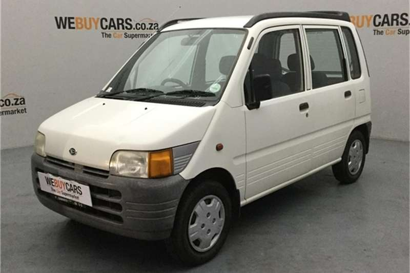 1998 Daihatsu Move