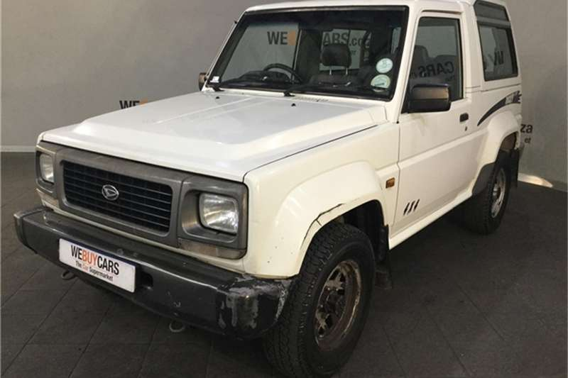 Daihatsu in South Africa | Junk Mail