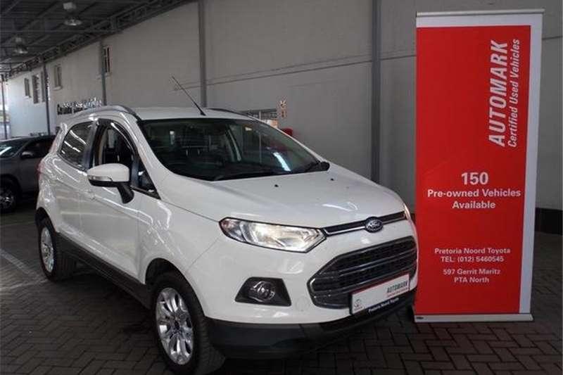 2015 Ford EcoSport