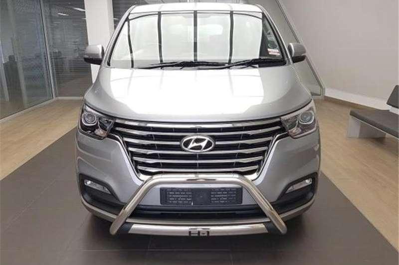 2018 Hyundai H1