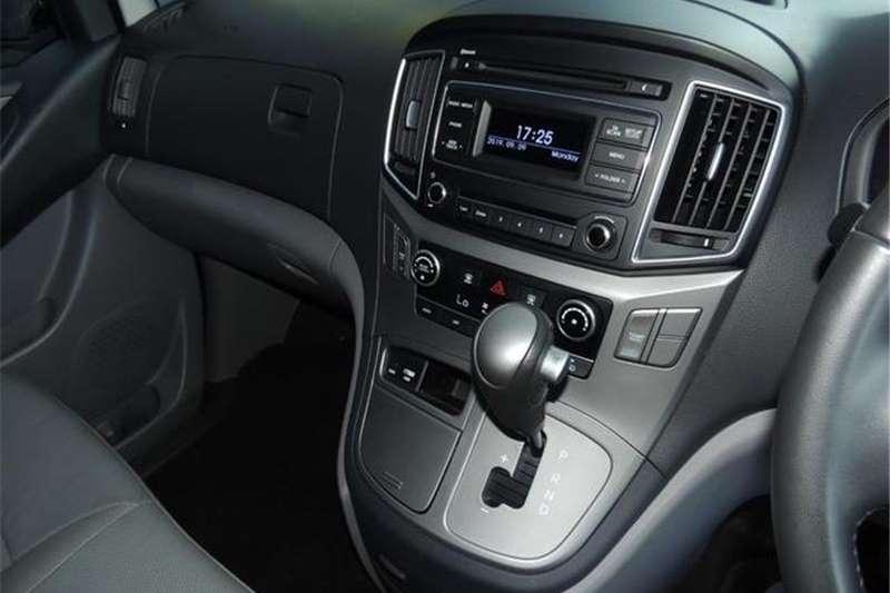 2017 Hyundai H1