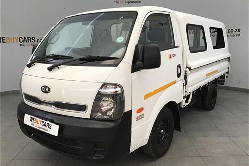 2017 Kia K2700