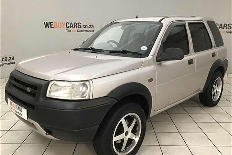 2001 Land Rover Freelander