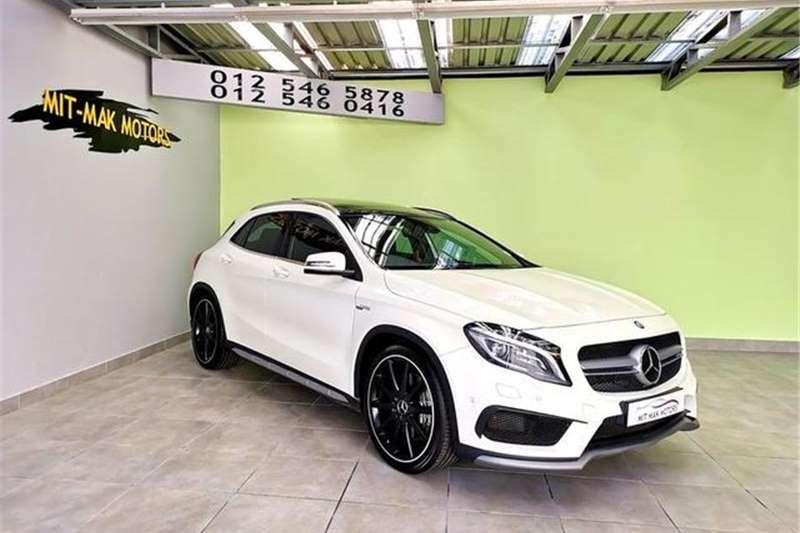 2016 Mercedes Benz GLA