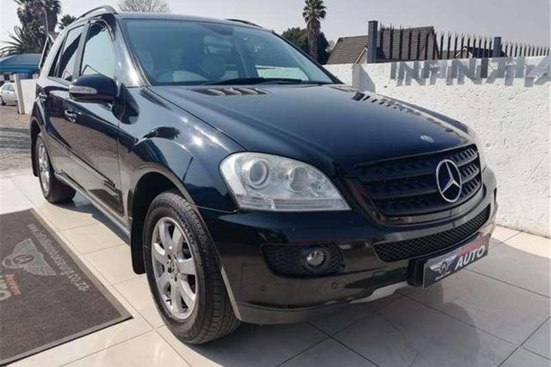 2005 Mercedes Benz ML