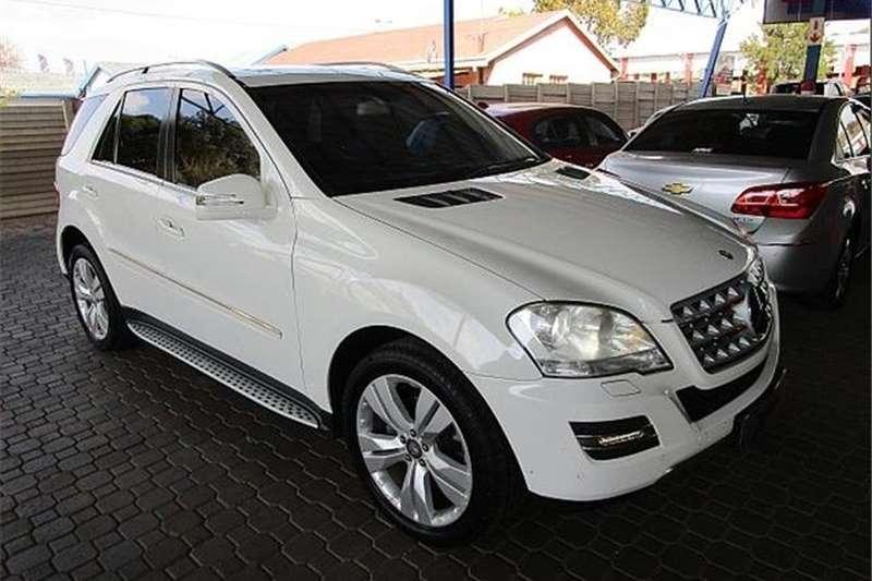 2011 Mercedes Benz ML