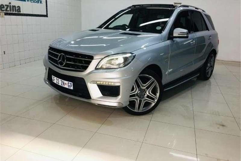 2014 Mercedes Benz ML