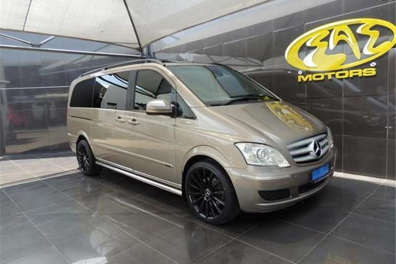 2011 Mercedes Benz Viano