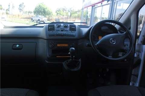 2013 Mercedes Benz Vito 113 CDI crewbus