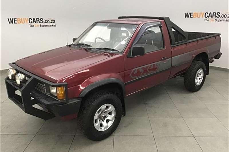 1995 Nissan 1 Tonner