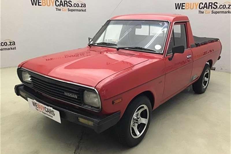 1993 Nissan 1400