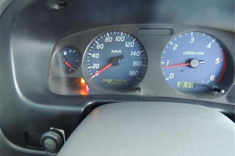 2005 Nissan Hardbody