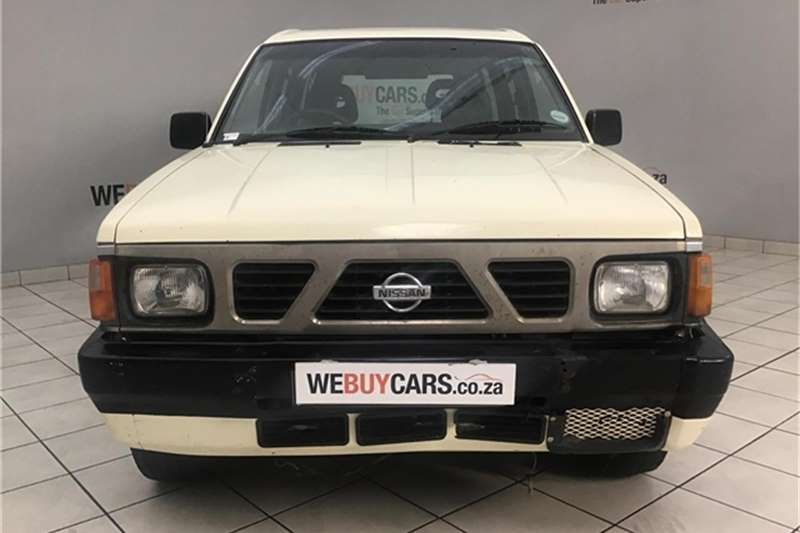 1998 Nissan Hardbody