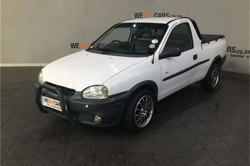 2001 Opel Corsa Utility