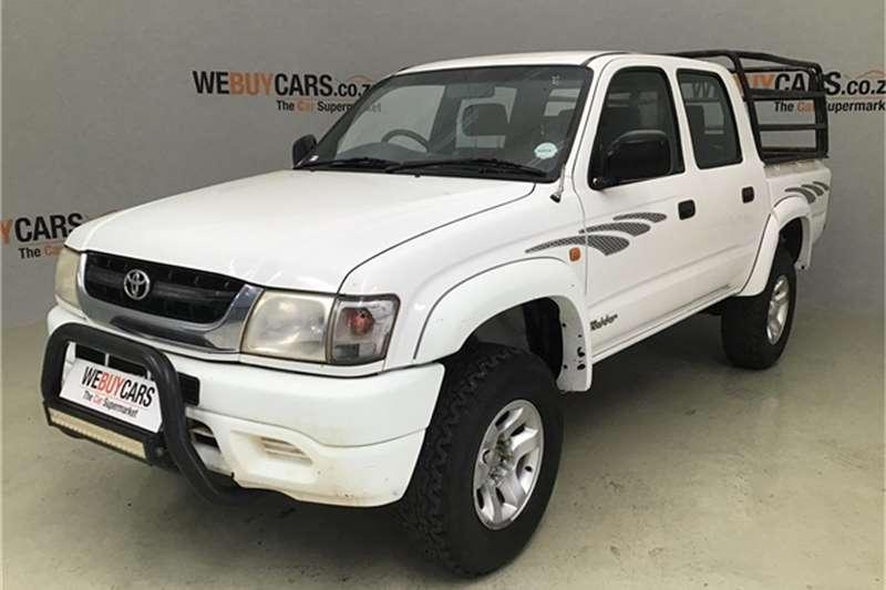 2003 Toyota Hilux