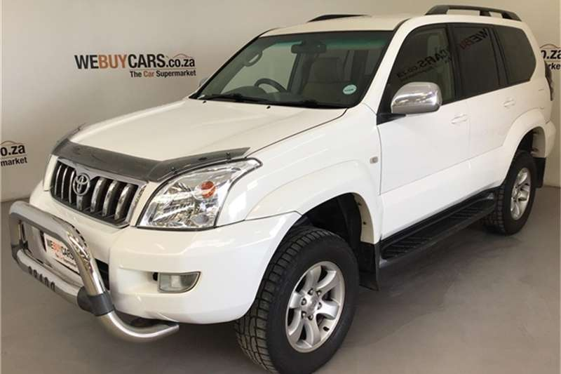 2003 Toyota Land Cruiser Prado