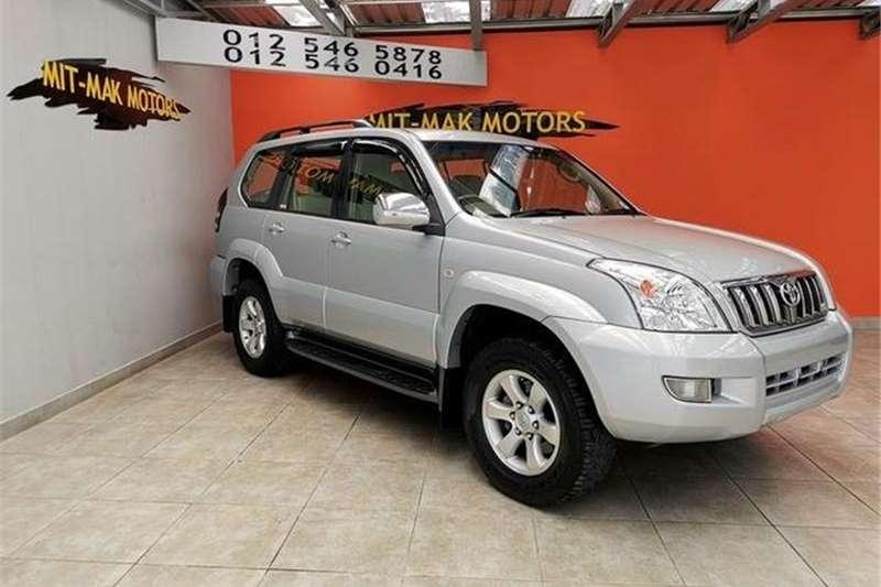 2004 Toyota Land Cruiser Prado