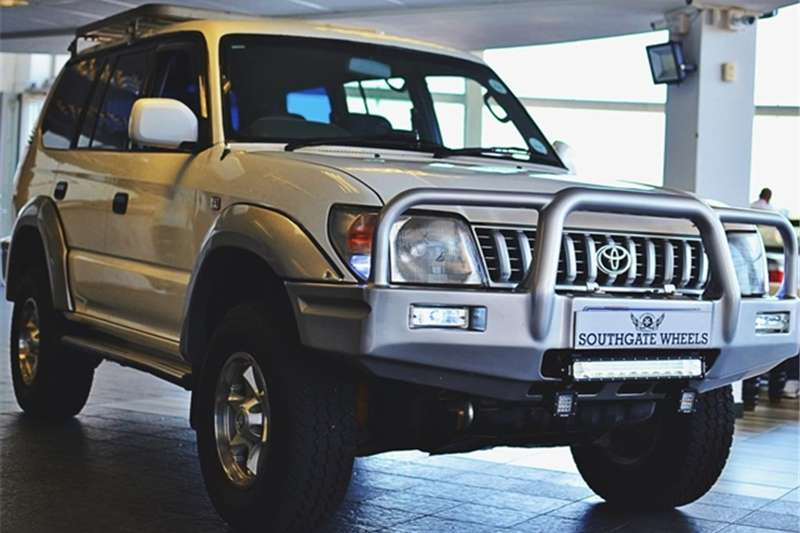 1999 Toyota Land Cruiser Prado