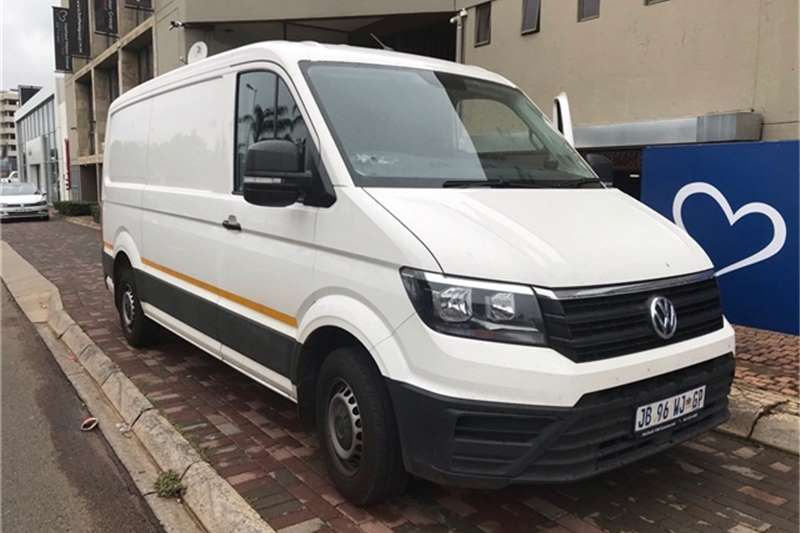 2019 VW Crafter