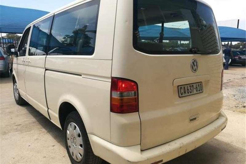 2006 VW Kombi