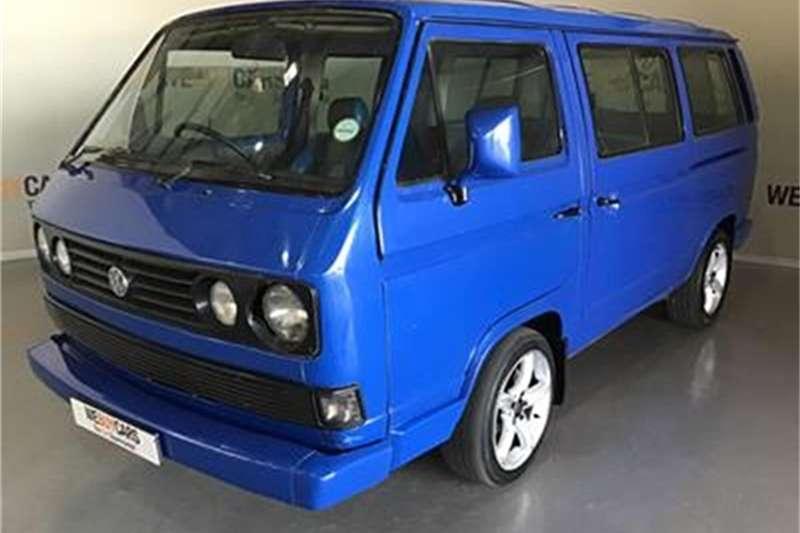 2001 VW Kombi