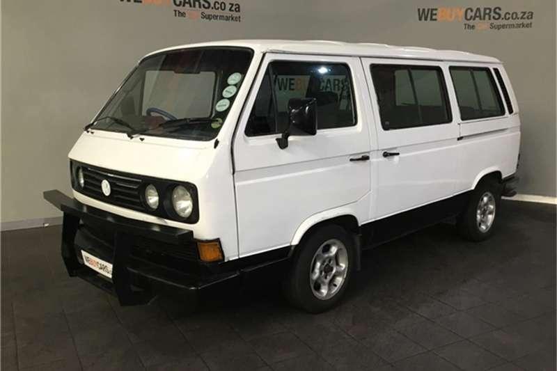 2000 VW Kombi