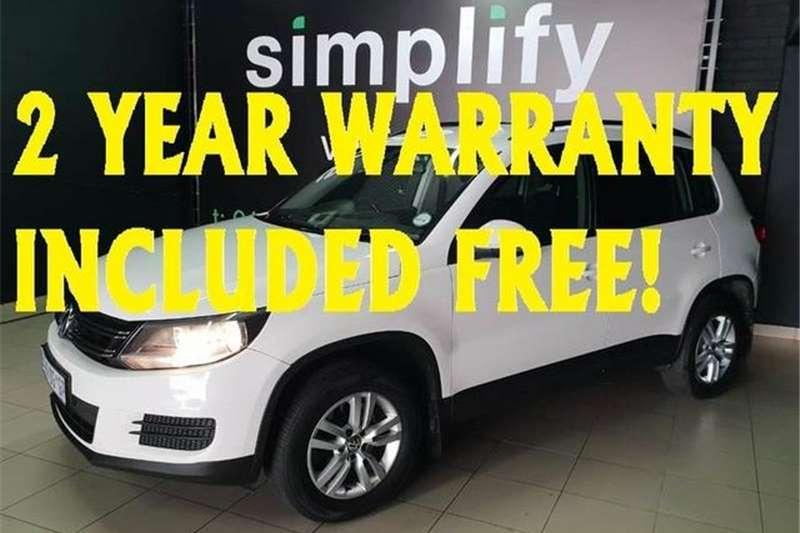 2012 VW Tiguan | Junk Mail