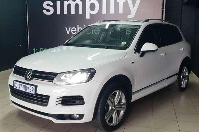 2013 VW Touareg | Junk Mail