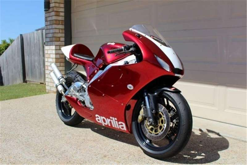 Aprilia RS250 2000