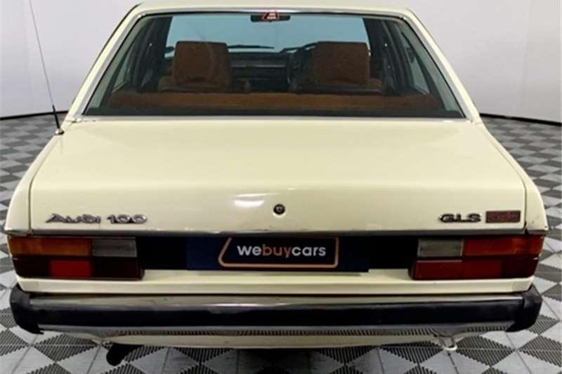 Used 1978 Audi 100