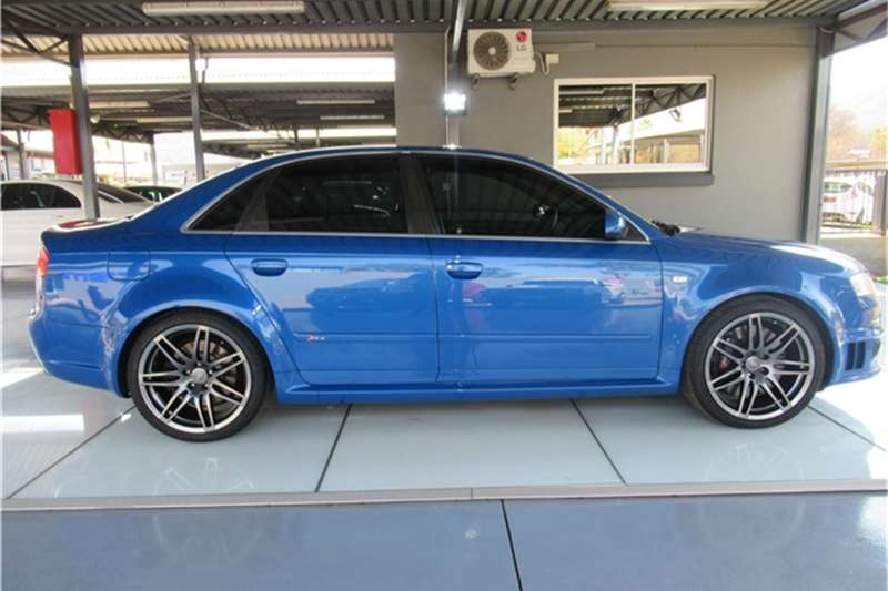 Audi RS 4 QUATTRO ONLY 143369KM FSH 2007