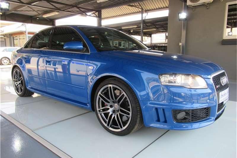Audi RS 4 QUATTRO ONLY 143369KM FSH 2007