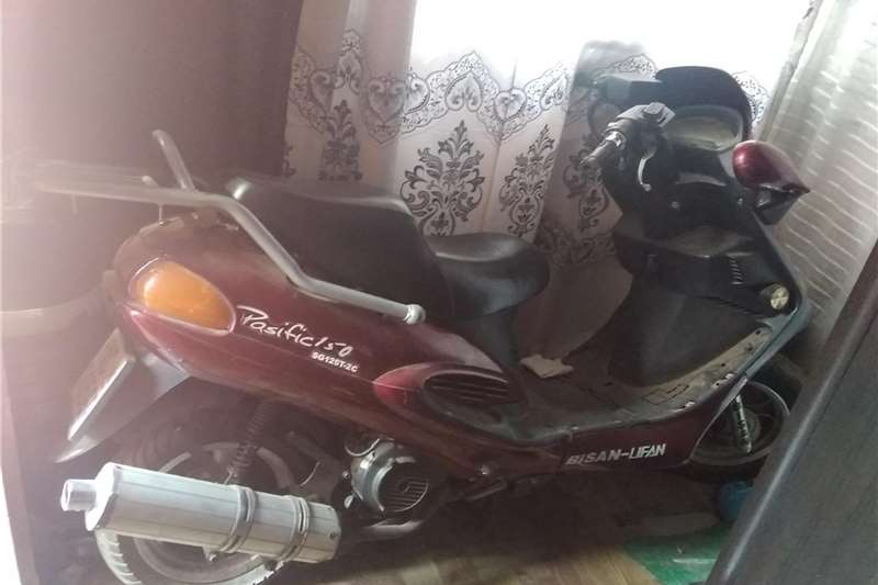 Bashan 125cc 2000