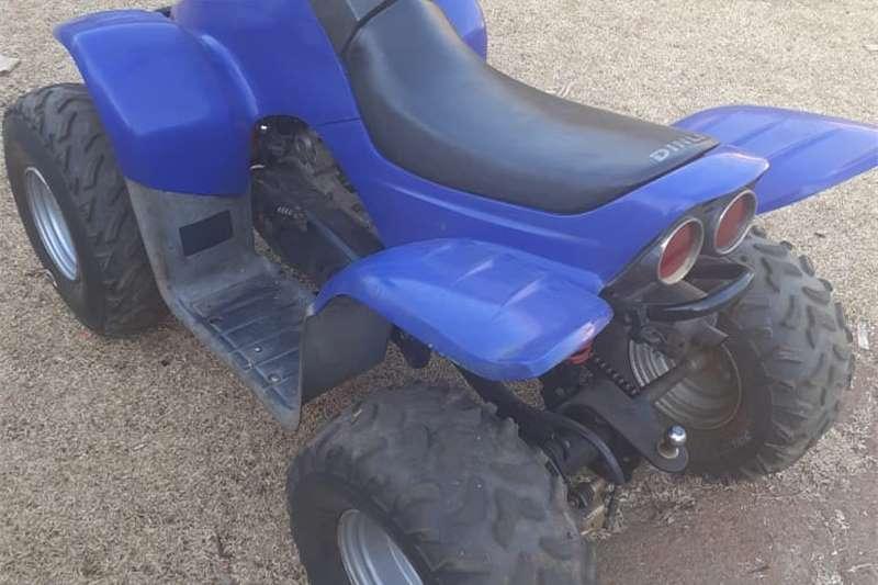 2003 Bashan 125cc