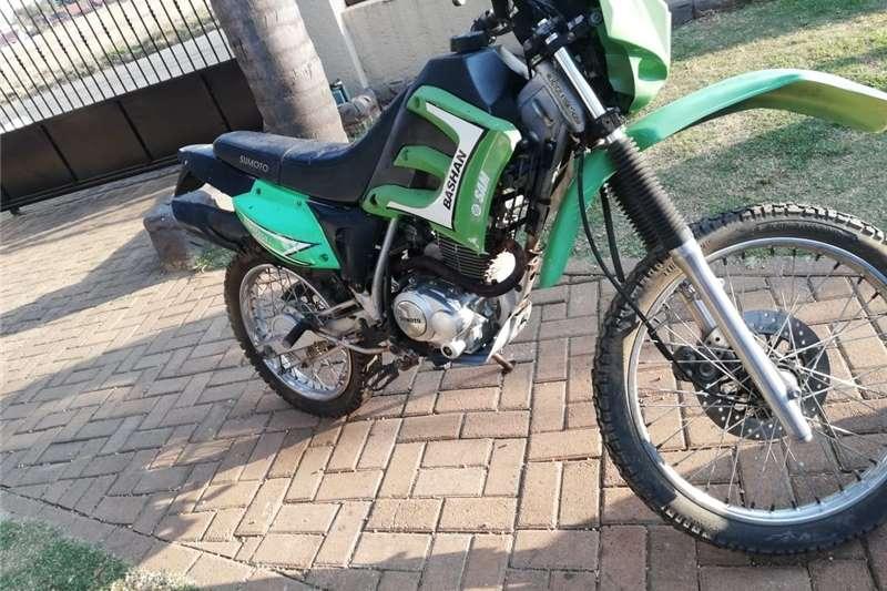 Bashan 250cc 2007