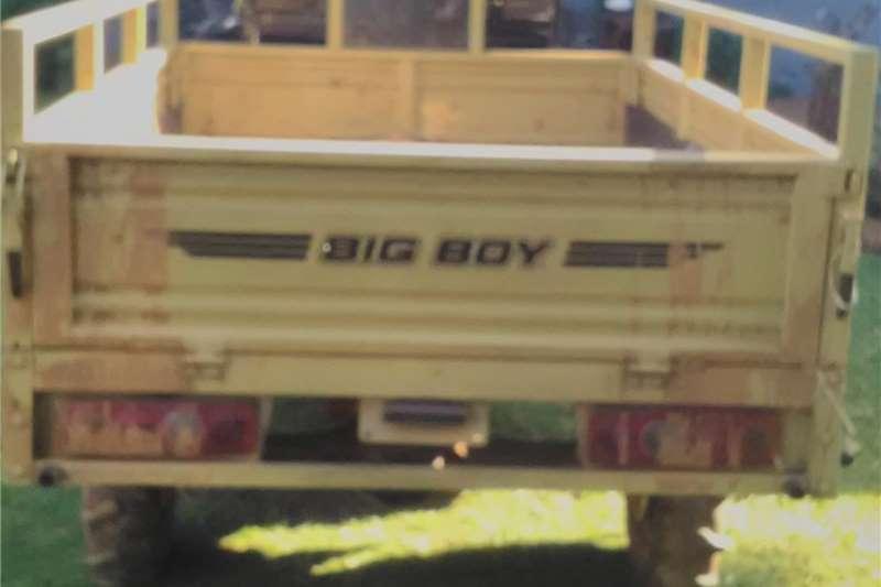Big Boy Monster 0