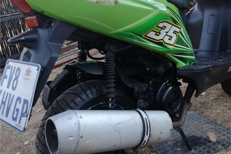 Used 0 Big Boy Sportflite