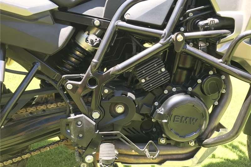 Used 2009 BMW F 850 GS ADV