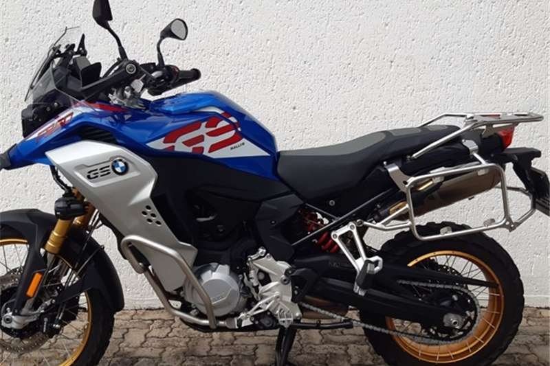BMW F 850 GS ADVENTURE STYLE RALLYE 2020