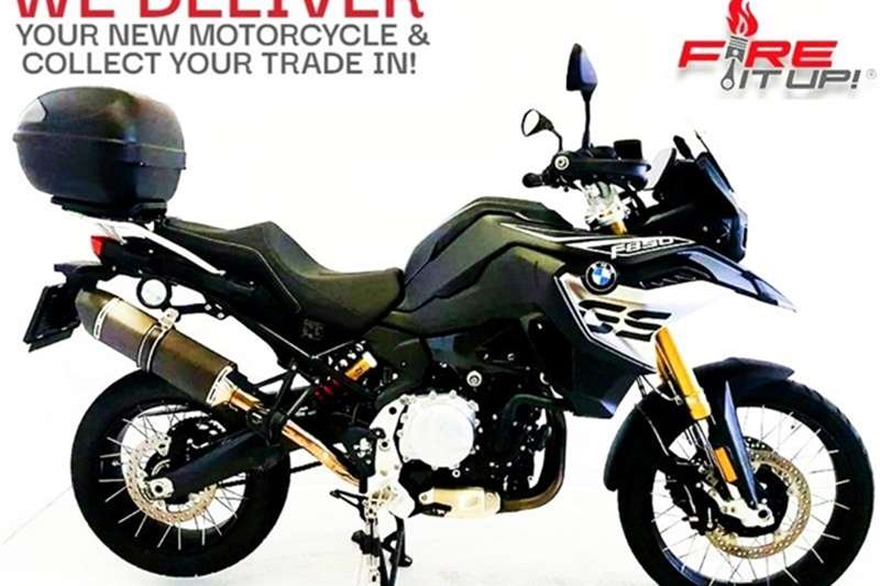 BMW F 850 GS Immaculate 2019