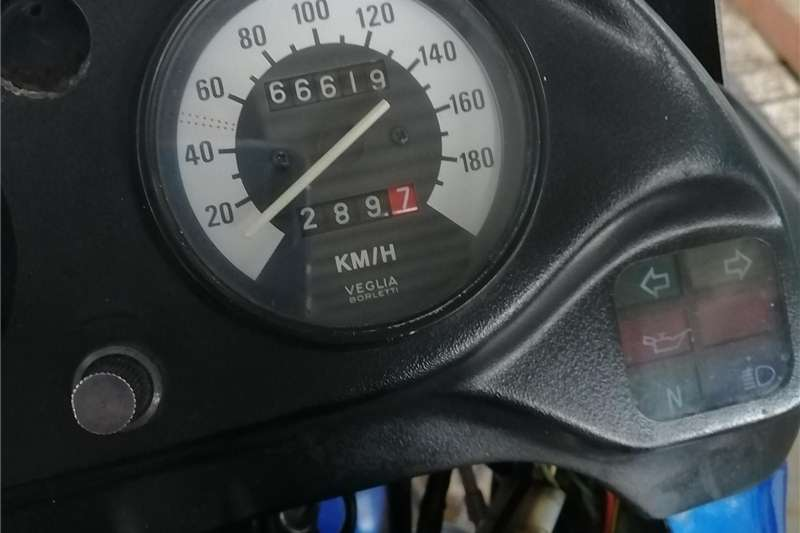 BMW F650 1997