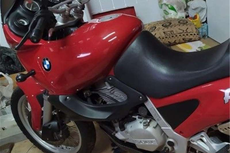 BMW F650 1998