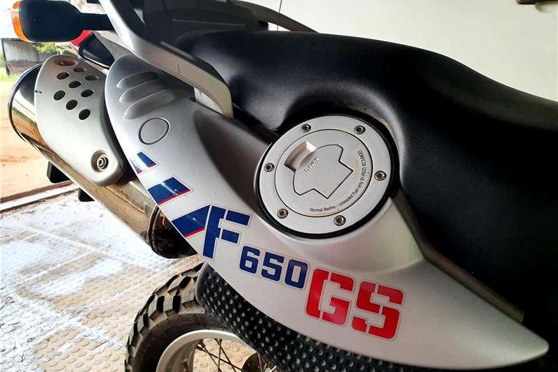 BMW F650 2005