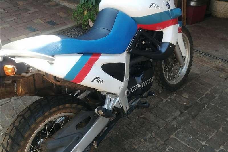 Used 1994 BMW F650