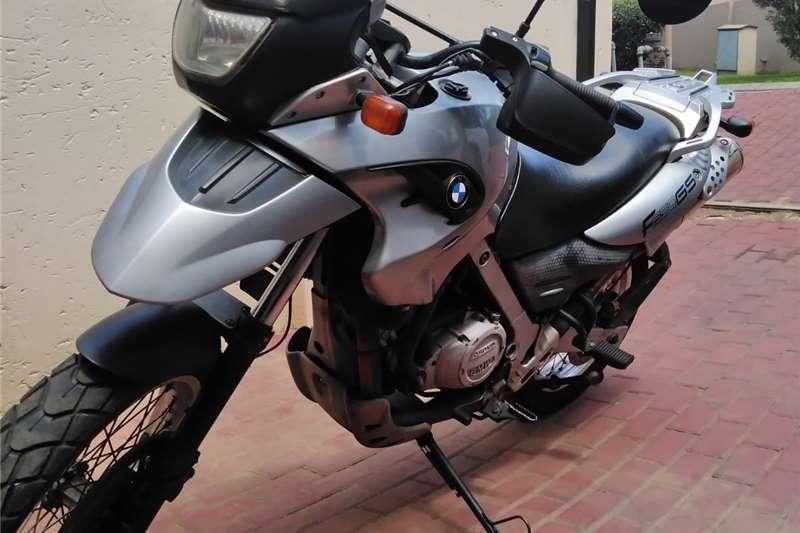 BMW F650 GS 2004