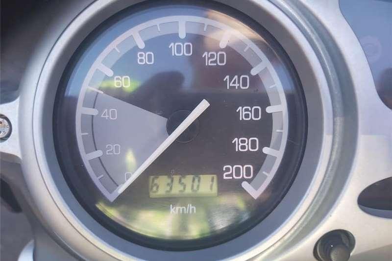 BMW F650 GS 2006