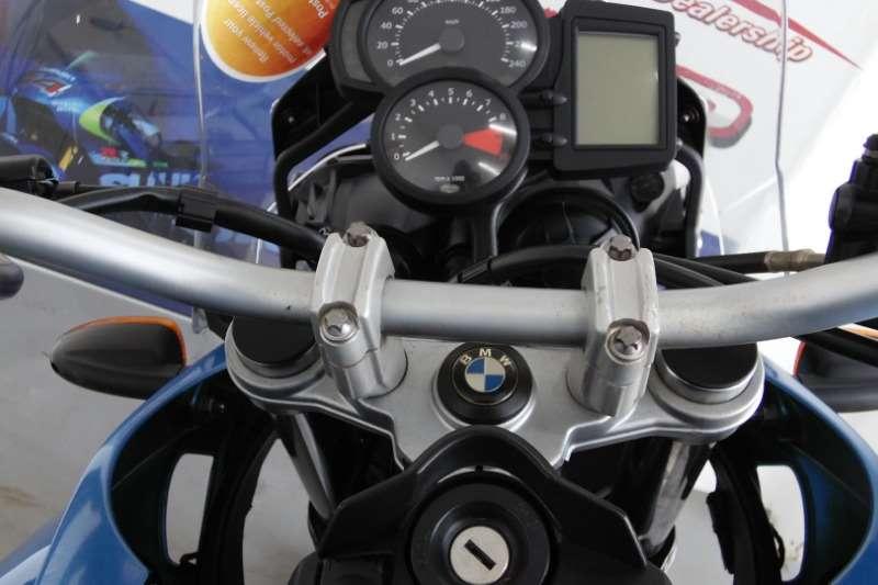 BMW F650 GS 2008
