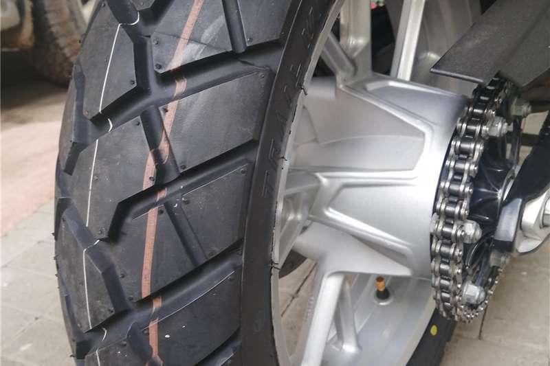 BMW F650 GS 2012